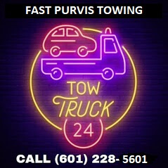 Purvis towing service